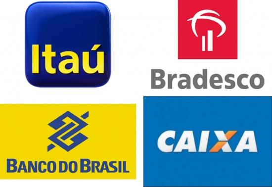 Resultado de imagem para Quatro maiores bancos detêm 78,6% do crédito no país.