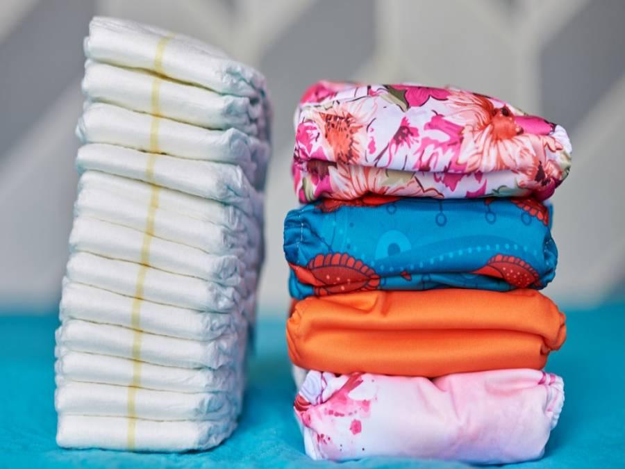 Fraldas ecológicas voltam a ser tendência e são um alívio para o meio  ambiente - e para o bolso - Portal OZK
